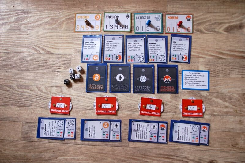 MAINS – my new way to teach a game