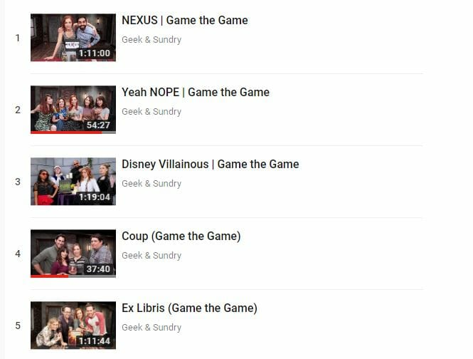 Watch games played: 9 great Youtube channels to watch full playthroughs