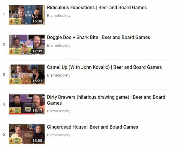 Watch games played: 9 great Youtube channels to watch full