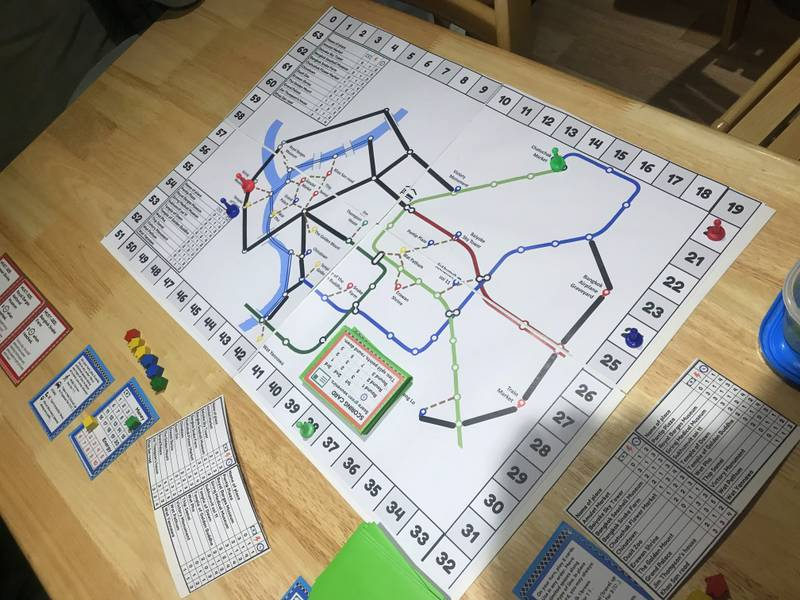 September 2018 update: making more games, playtesting in Kosovo, and more