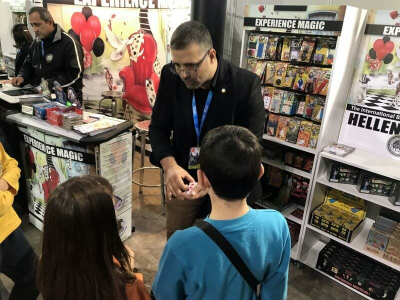 Destination: AthensCon 2018 — Greece's biggest geek convention with plenty of playtesting