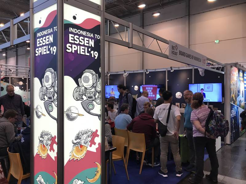 Essen 2019: lessons learned, trends noticed, and a post-mortem