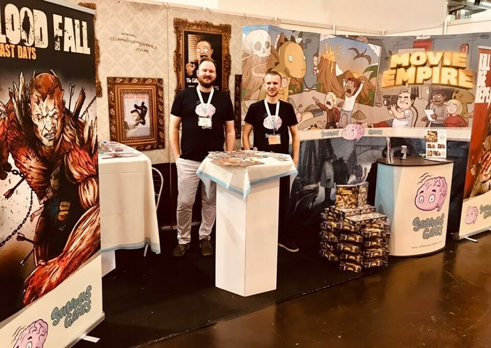 Essen 2019: a behind the scenes look at running a booth
